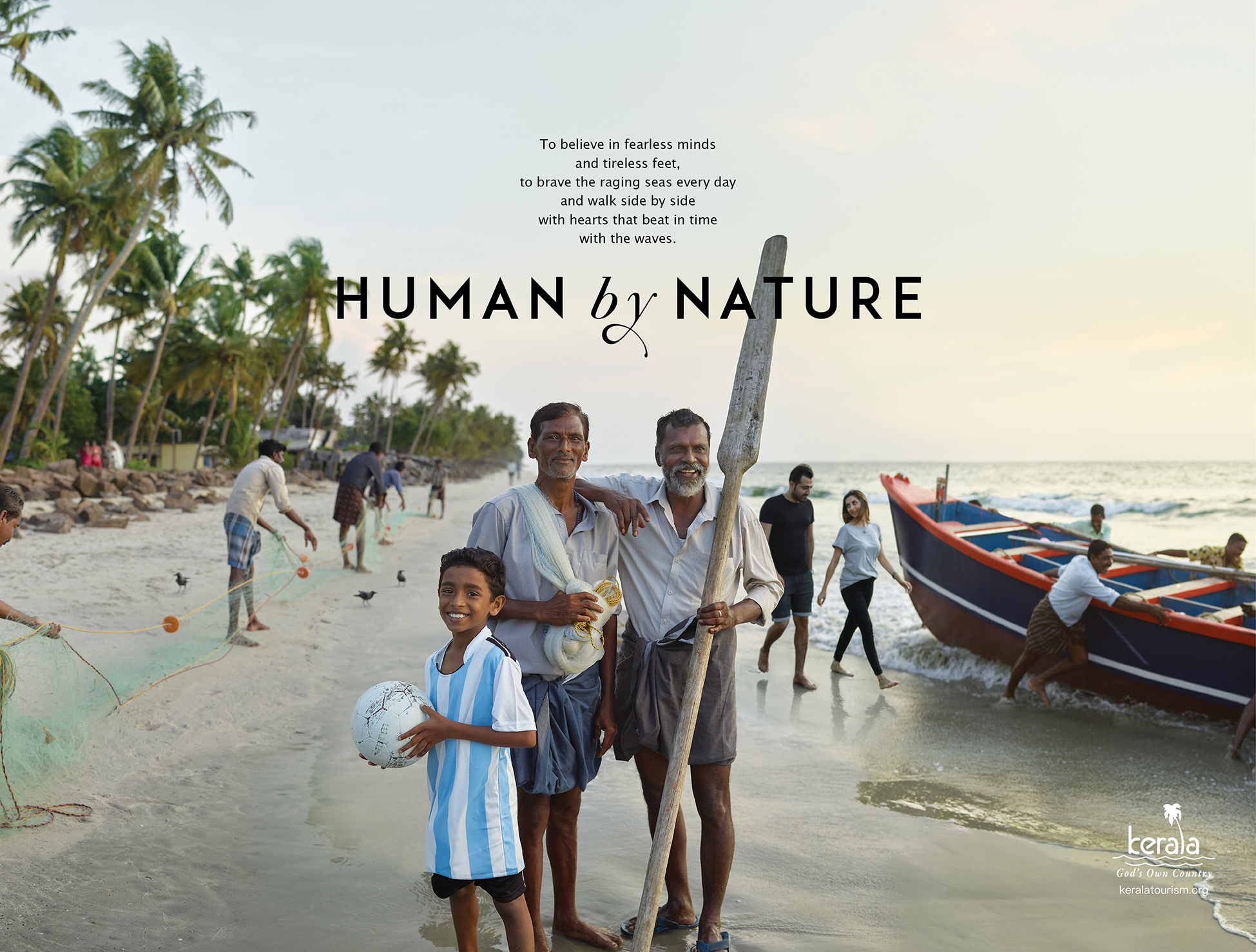 Human by Nature (2) - Kerala Tourism Promotions | Joey L | Stark Communications Pvt Ltd