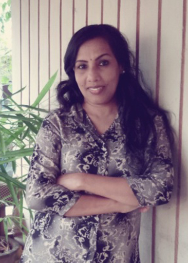 Jeeja M K | Senior Media Executive | Stark Communications Pvt Ltd