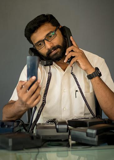 Sreejith Sreekumar - Account Supervisor (Events) - Stark Communications Pvt Ltd