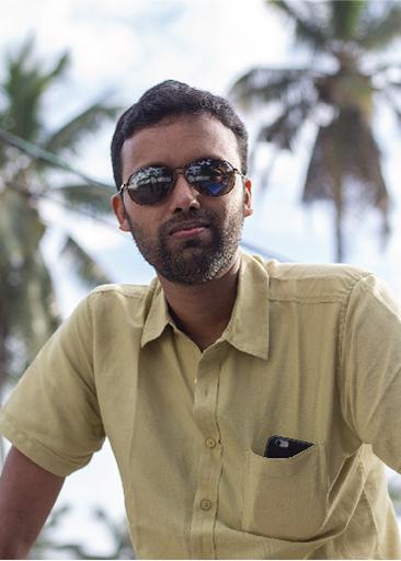 SreeShankar - Account Manager - Stark Communications Pvt Ltd