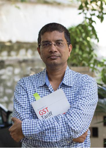 Sunil Raj - AGM Finance - Stark Communications Pvt Ltd
