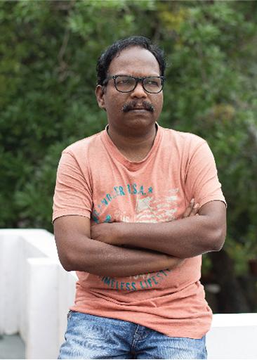 Unnikrishnan P - Associate Creative Director - Stark Communications Pvt Ltd