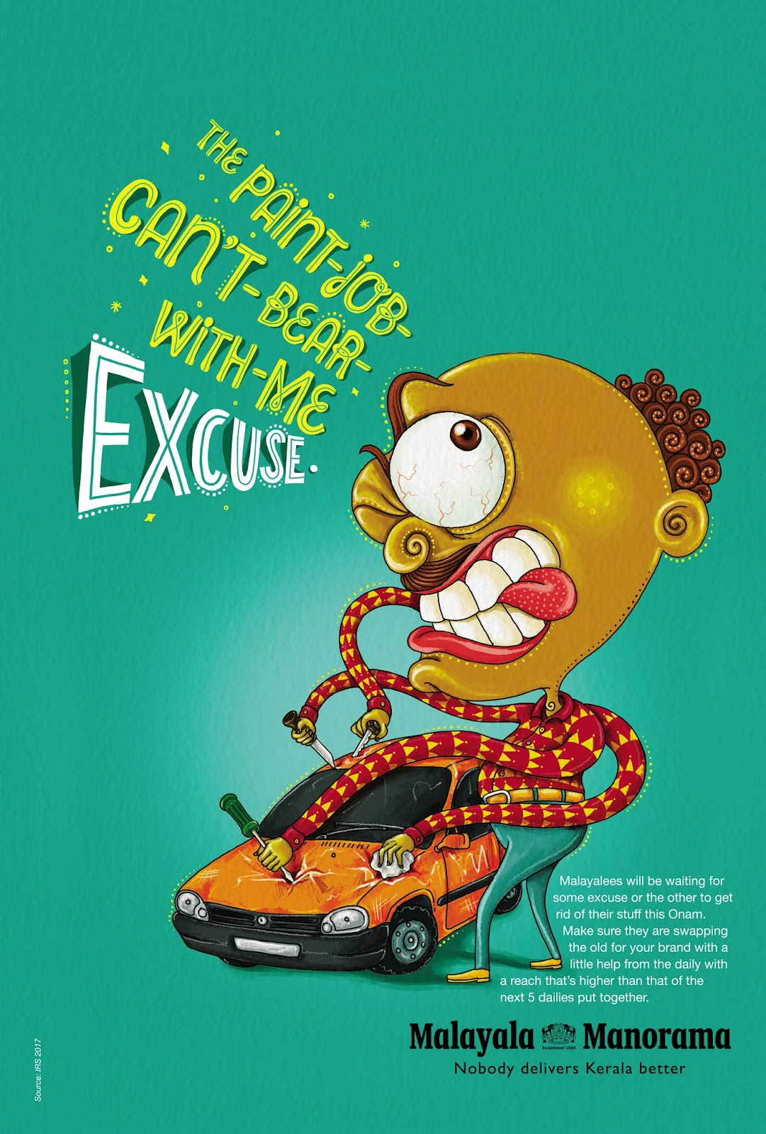 Malayala Manorama | The Season of Excuses 2 | Stark Communications Pvt Ltd
