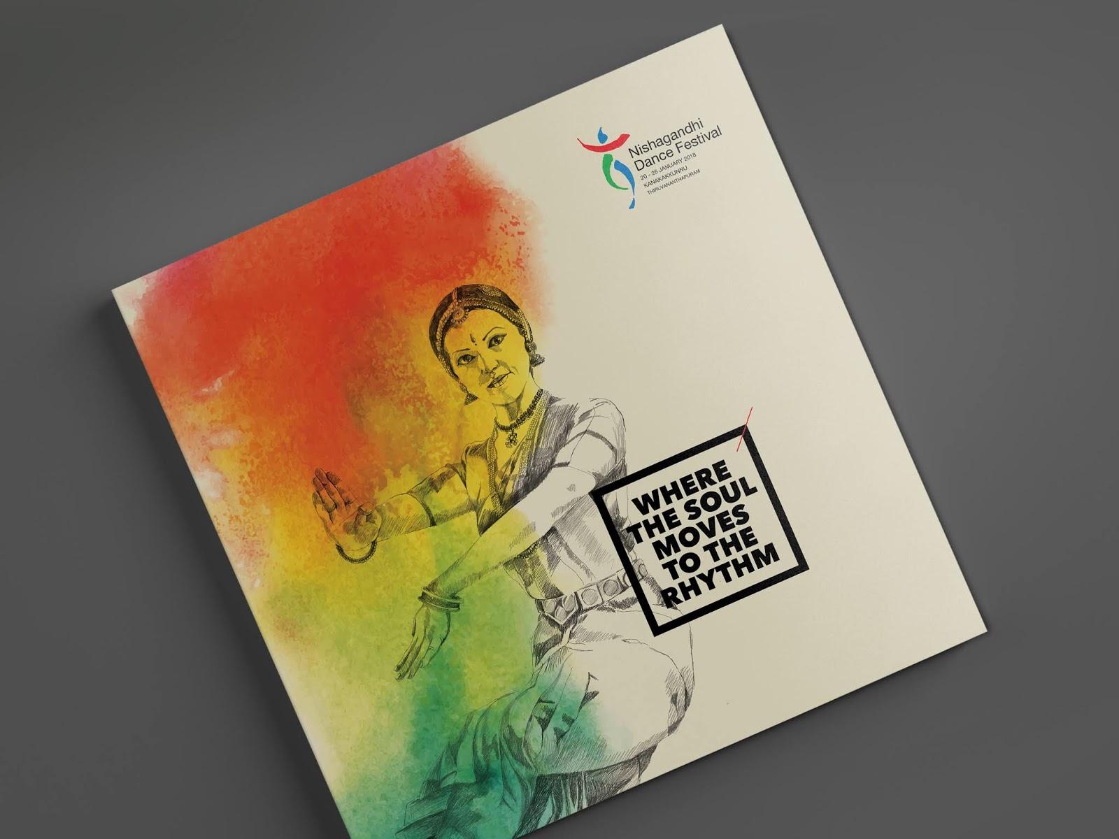 NishaGandhi Dance Festival January 2018   Brochure Mock-up - 1   Stark Communications Pvt Ltd