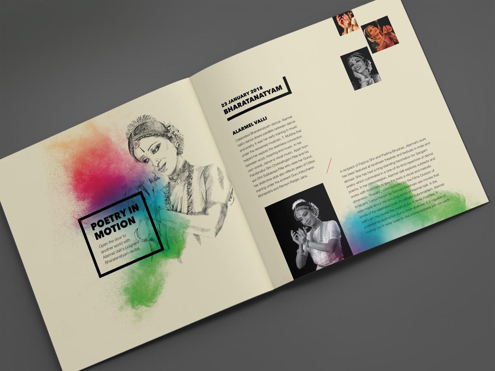NishaGandhi Dance Festival January 2018   Brochure Mock-up - 7   Stark Communications Pvt Ltd