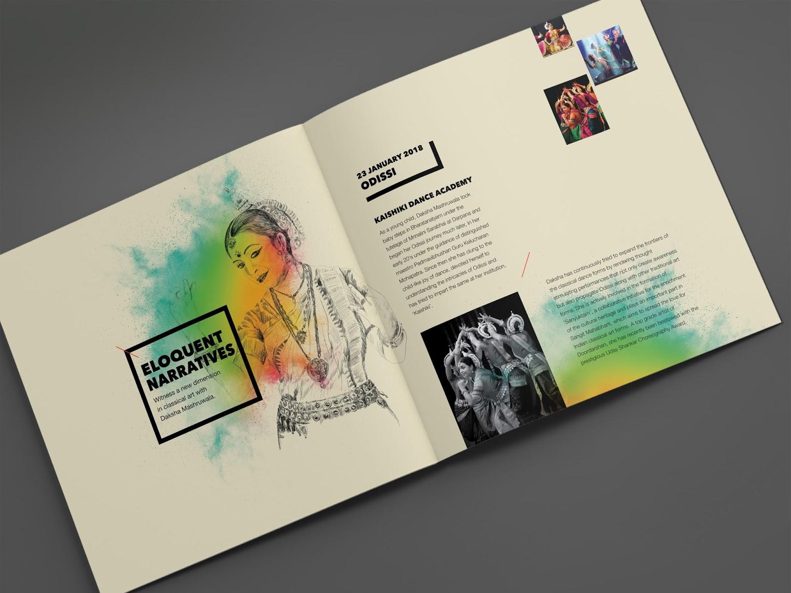 NishaGandhi Dance Festival January 2018   Brochure Mock-up - 8   Stark Communications Pvt Ltd