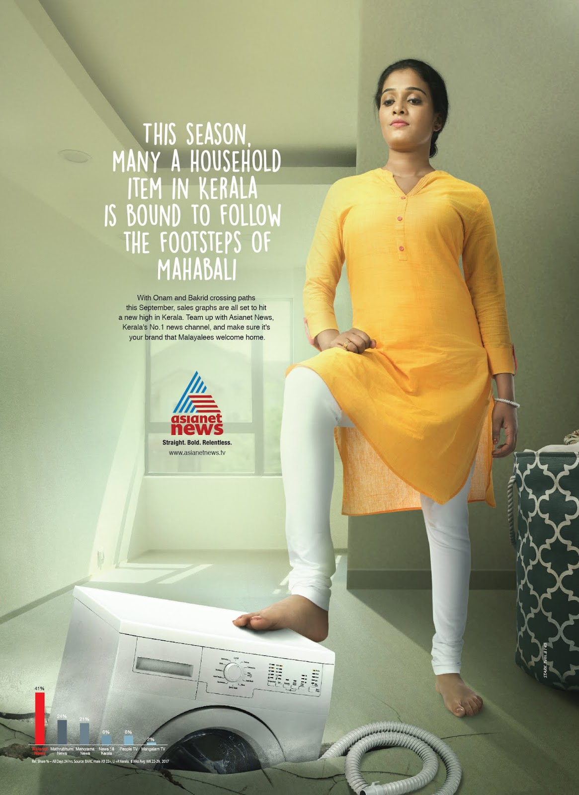 Celebrate this onam with Asianet News in The Mahabali Way 1 | Stark Communications Pvt Ltd