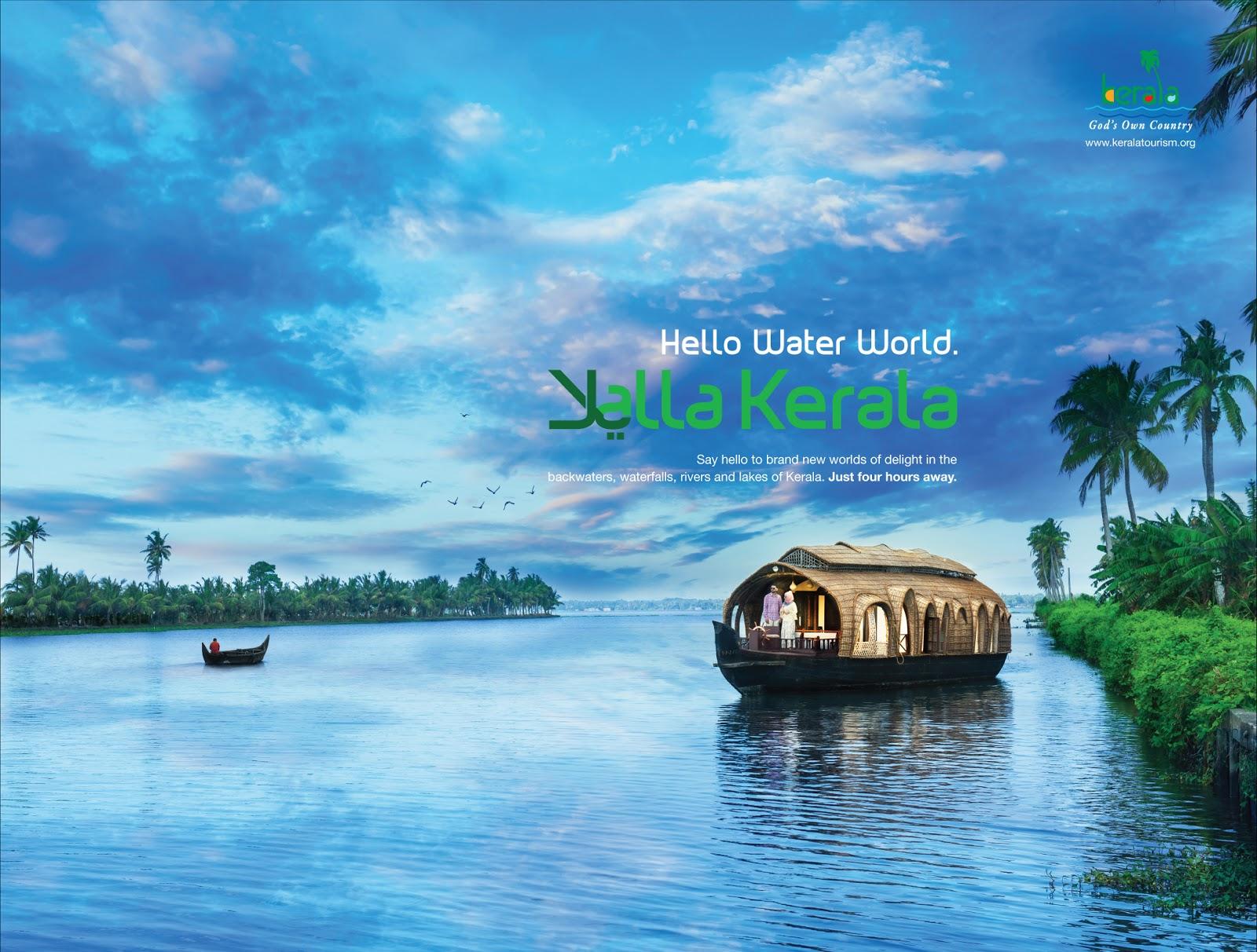 A Pinch of Arabic in Backwaters of Kerala - Yalla Kerala by Kerala Tourism   Stark Communications Pvt Ltd