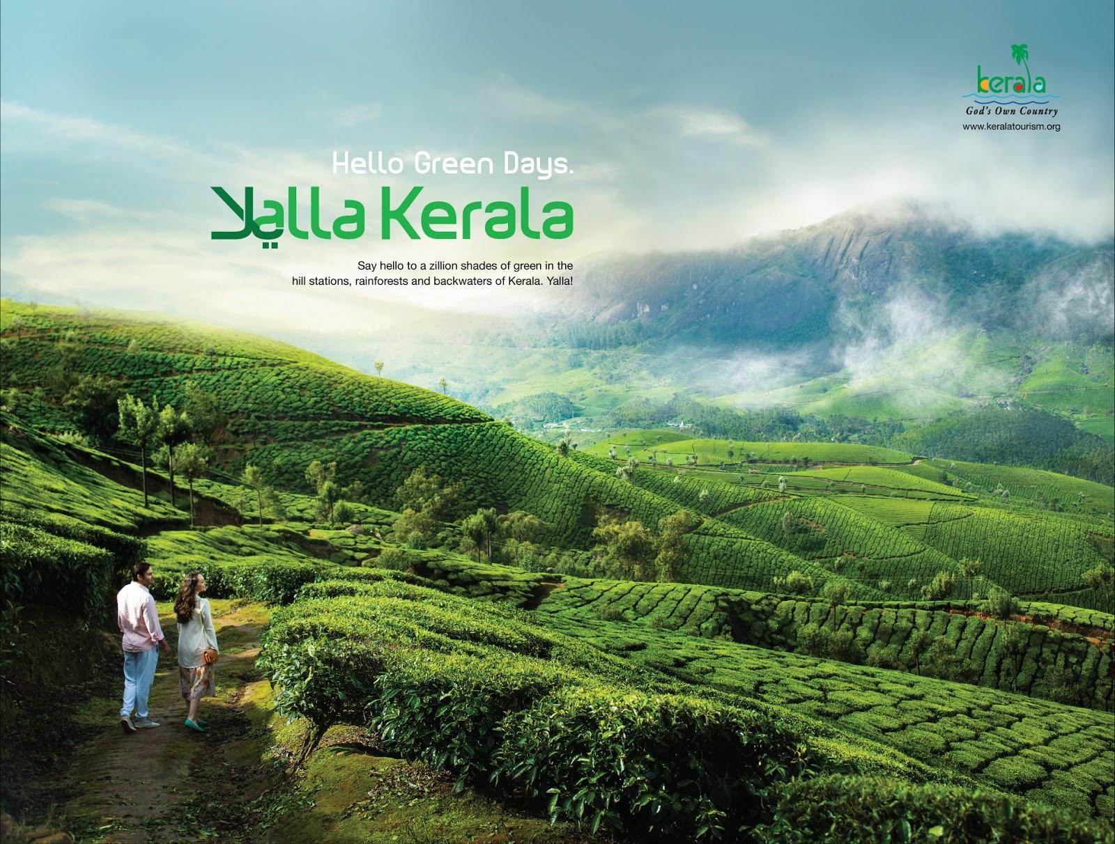 A Pinch of Arabic in Hillstations of Kerala - Yalla Kerala by Kerala Tourism   Stark Communications Pvt Ltd