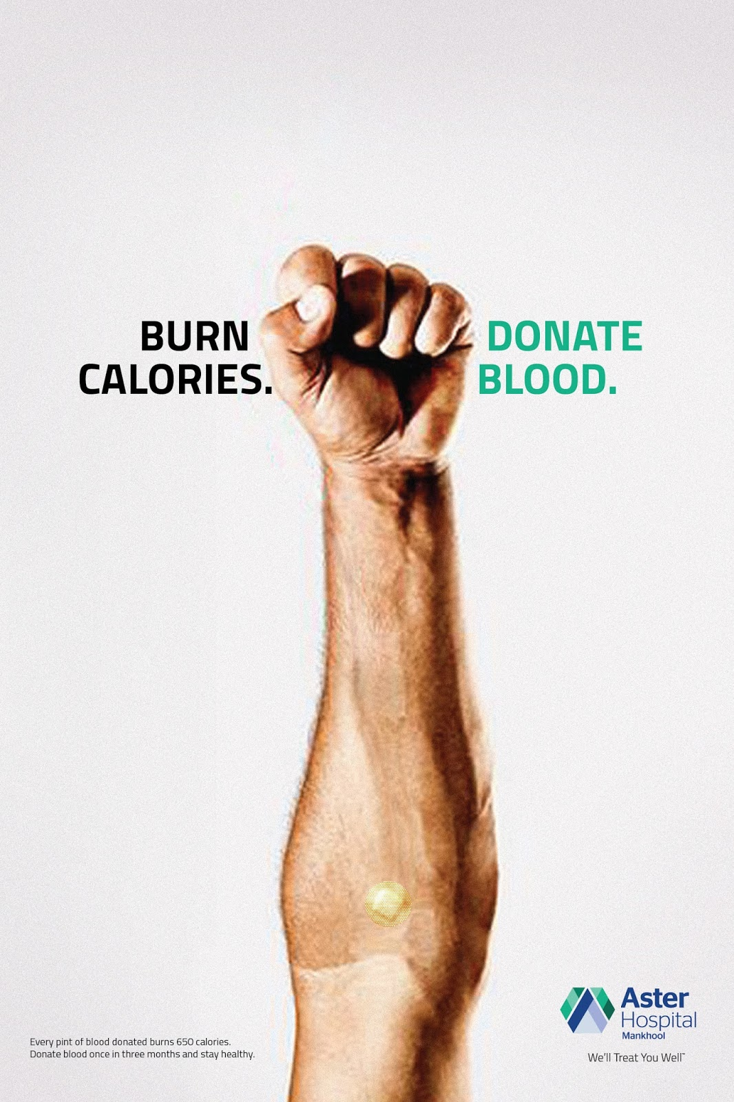 Donate Blood - Aster Hospital Mankhool | Stark Communications Pvt Ltd