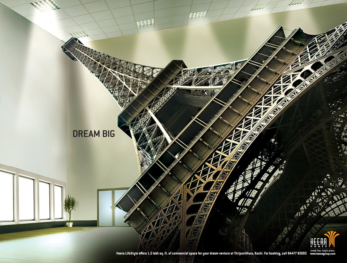 Dream Big by Heera Homes   Stark Communications Pvt Ltd